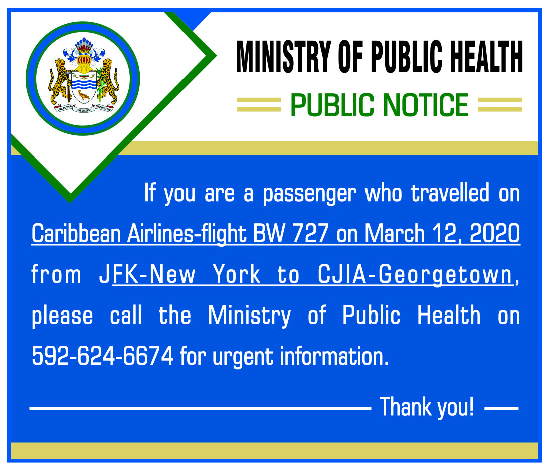 Flight Notice